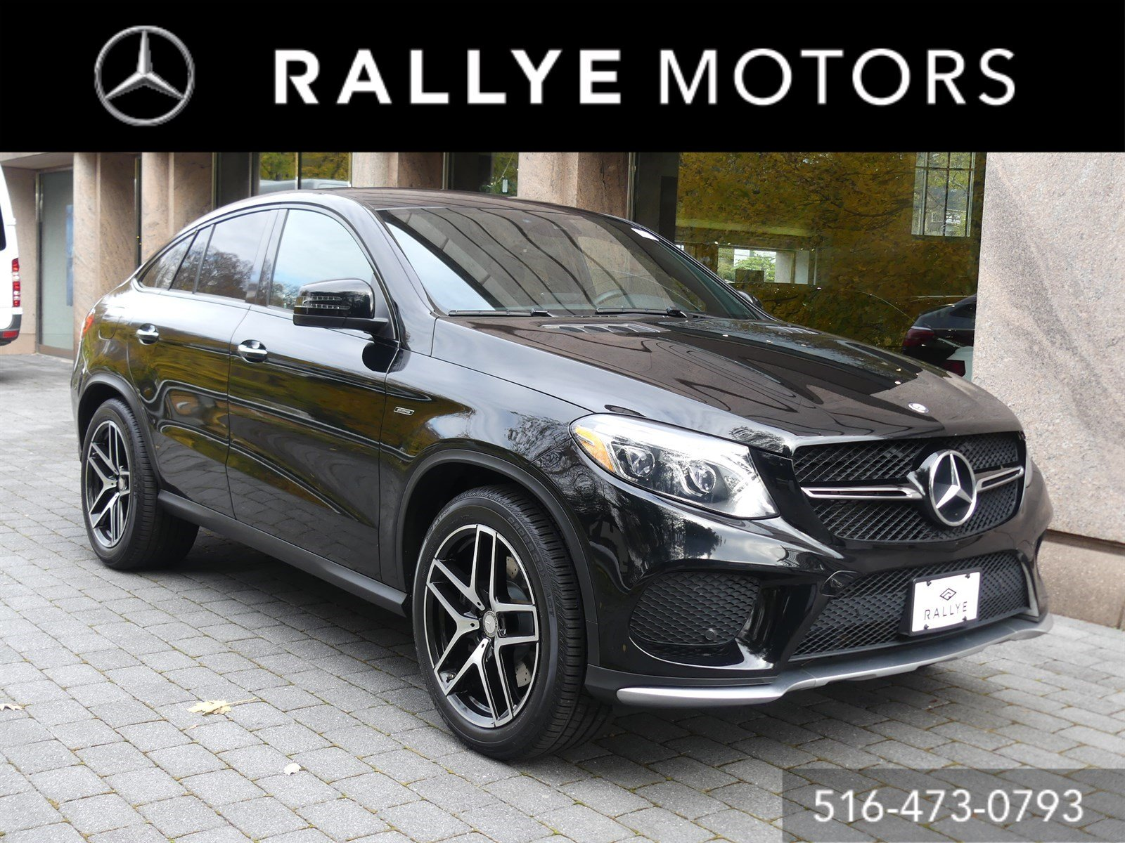 Pre Owned 2016 Mercedes Benz GLE GLE 450 Sport Utility in Roslyn