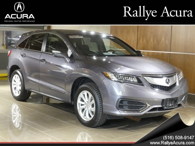Certified PreOwned Acura RDX Base D Sport Utility In Roslyn - Pre own acura