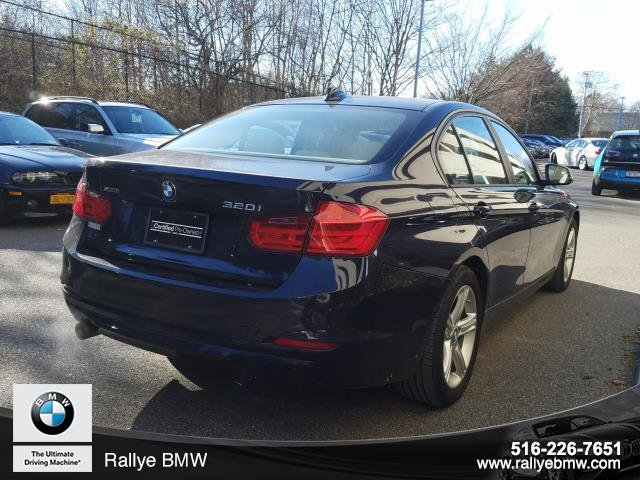 Certified Pre-Owned 2015 BMW 3 Series 320i xDrive
