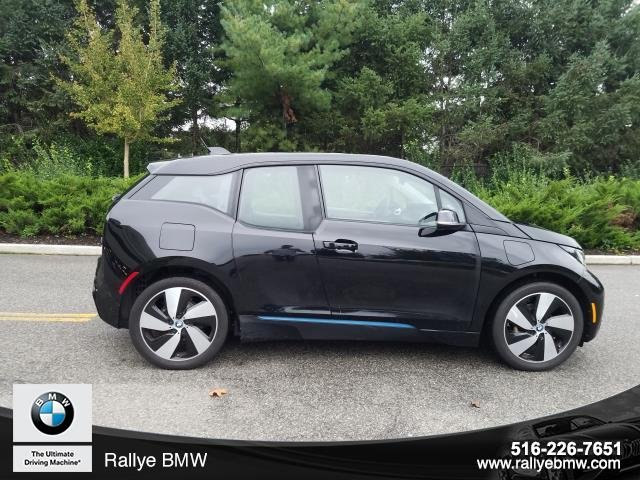 Pre-Owned 2016 BMW i3 with Range Extender