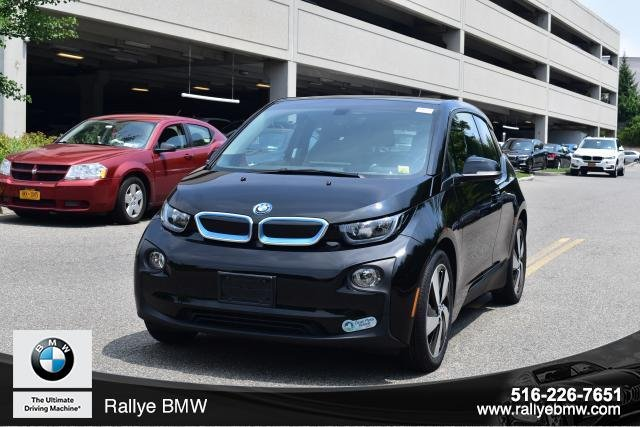 Certified Pre-Owned 2016 BMW i3 with Range Extender