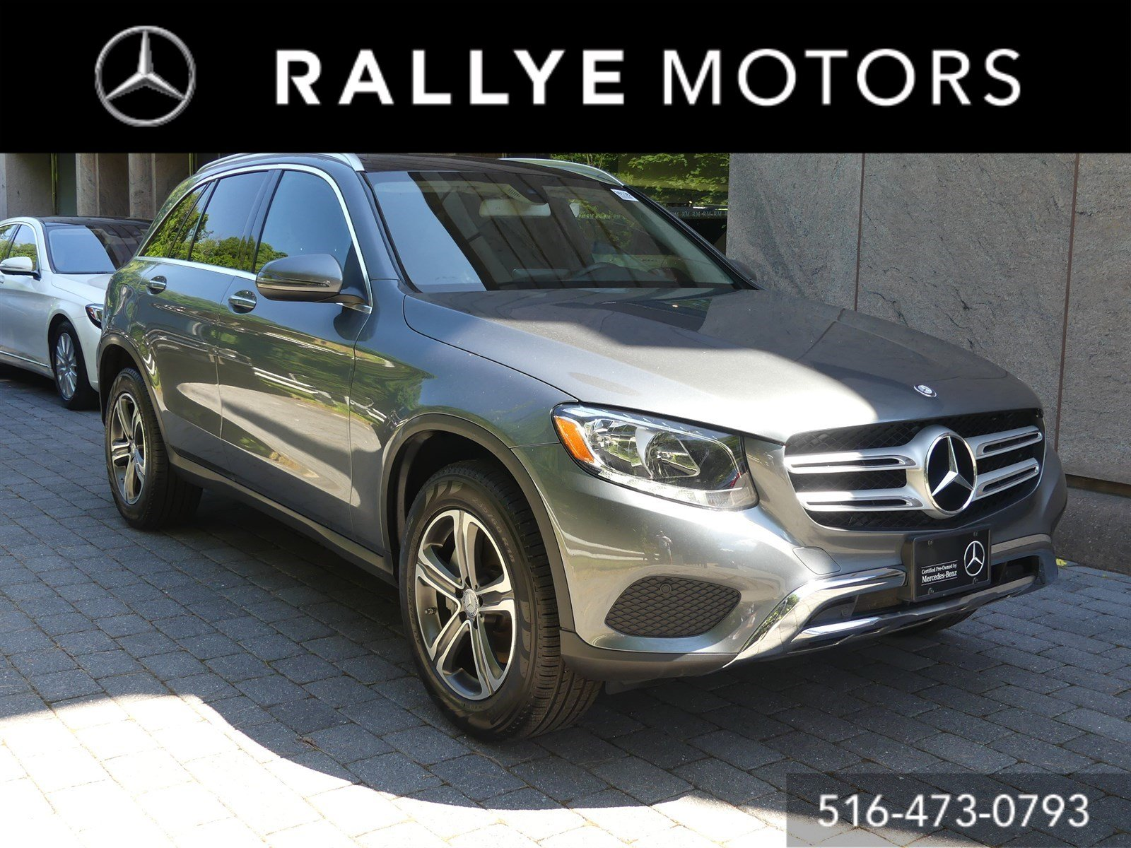 Certified Pre-Owned 2016 Mercedes-Benz GLC GLC 300 Sport Utility in ...