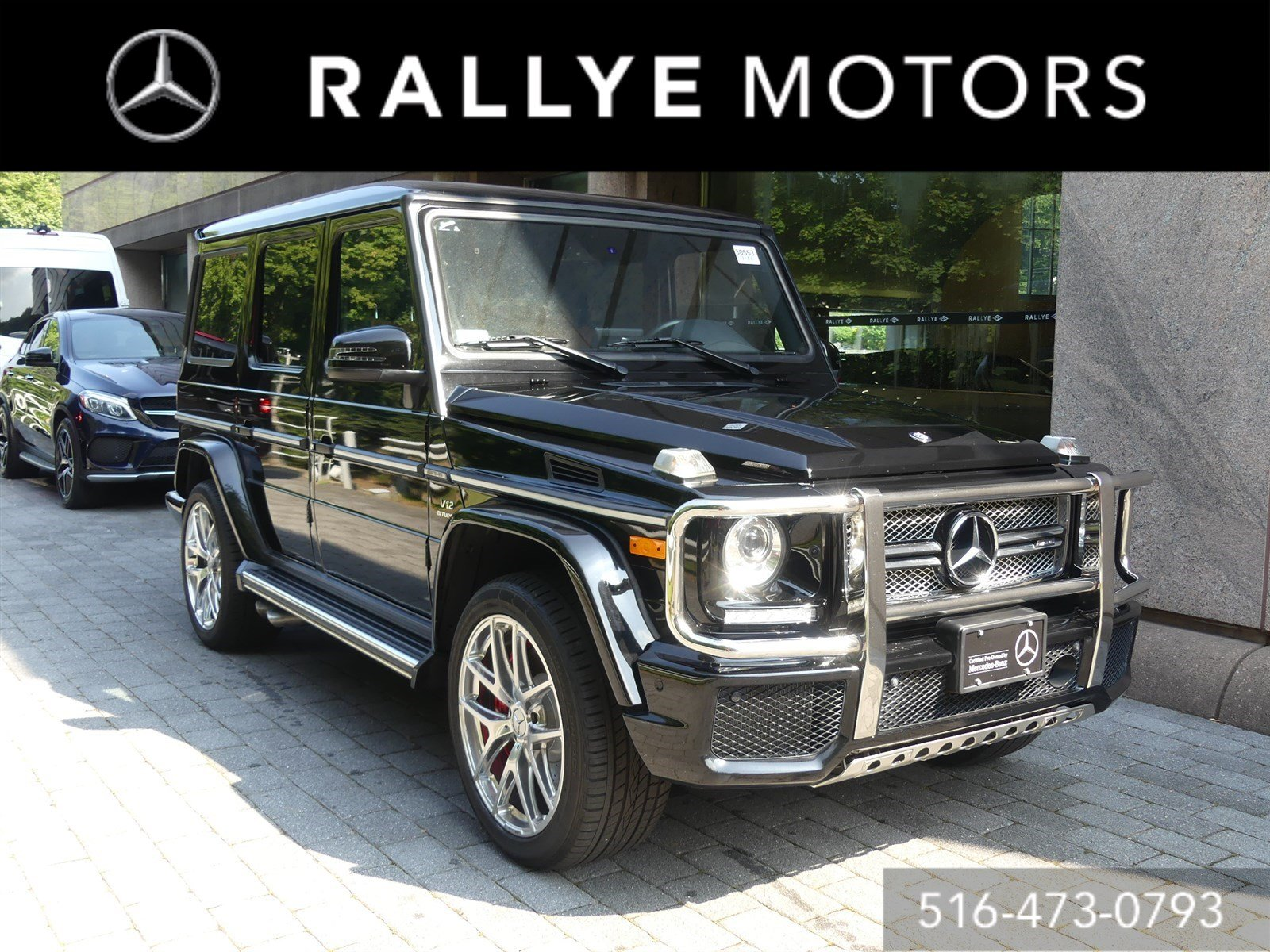 Certified Pre Owned 2017 Mercedes Benz G Class AMG® G 65 SUV
