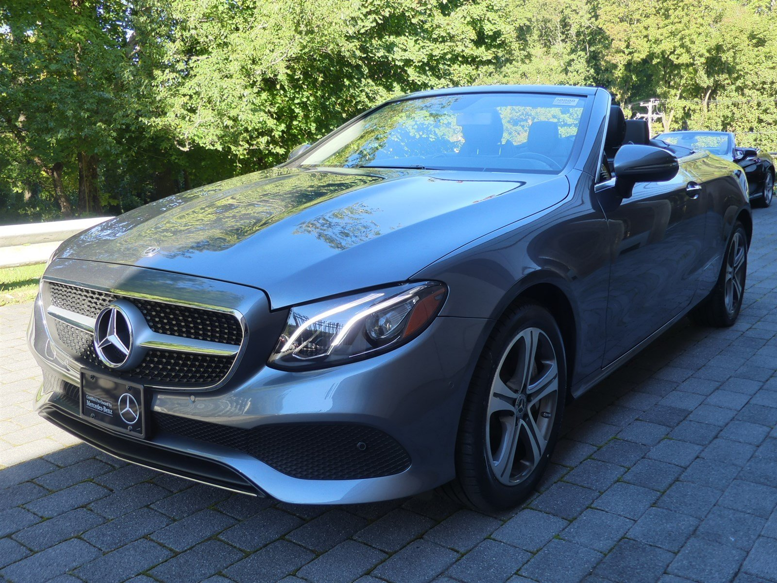 Certified Pre Owned 2018 Mercedes Benz E Class E 400 Convertible in