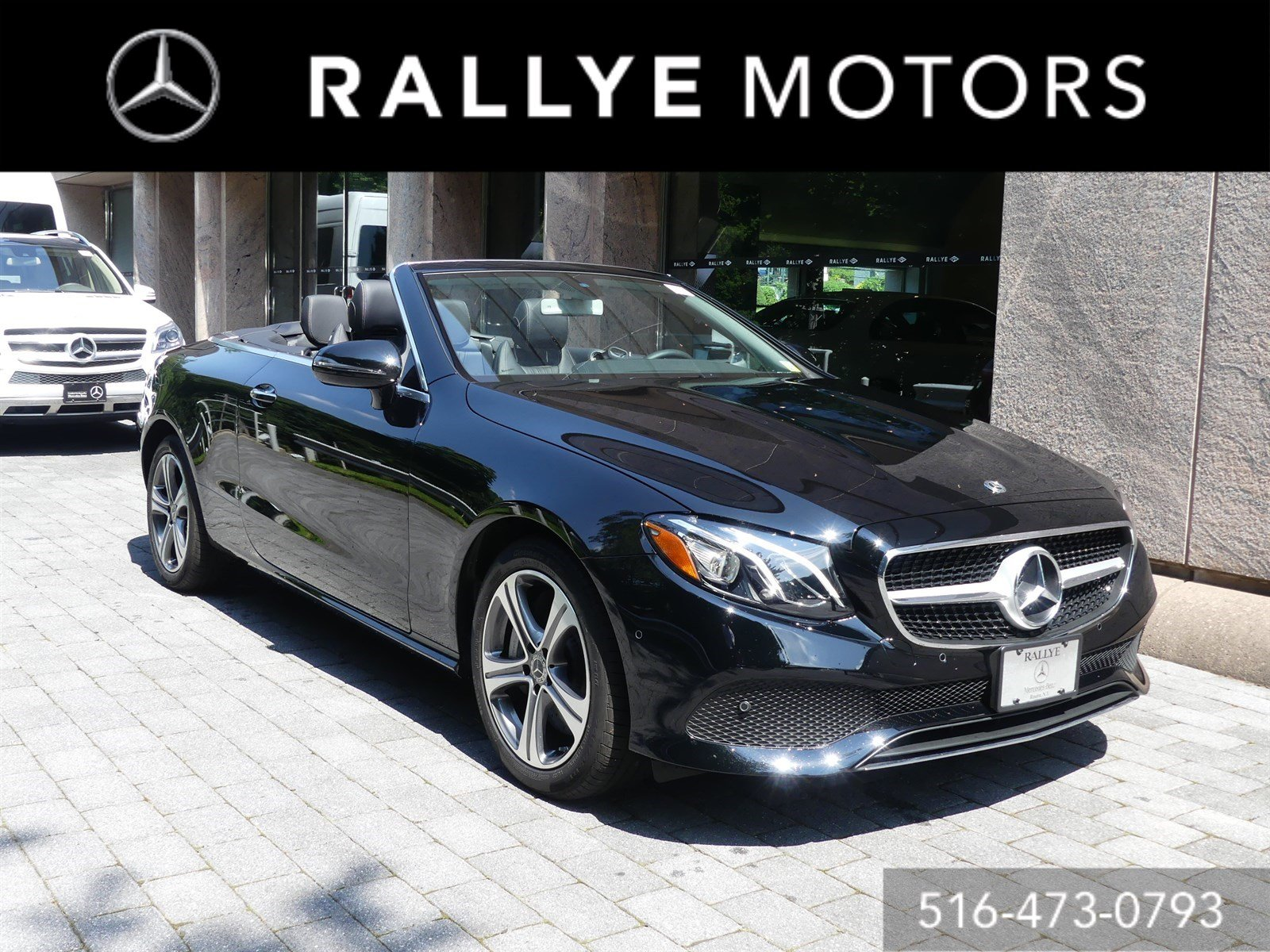 Pre Owned 2018 Mercedes Benz E Class E 400 Convertible in Roslyn