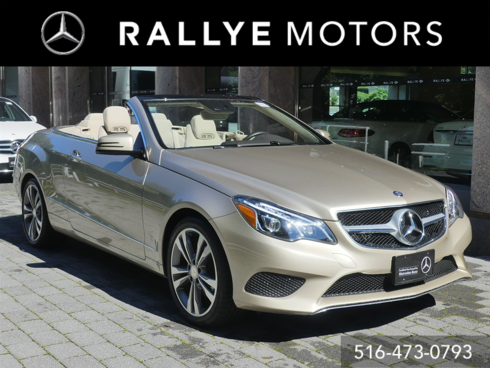 Certified Pre Owned 2016 Mercedes Benz E Class E 400 Convertible in