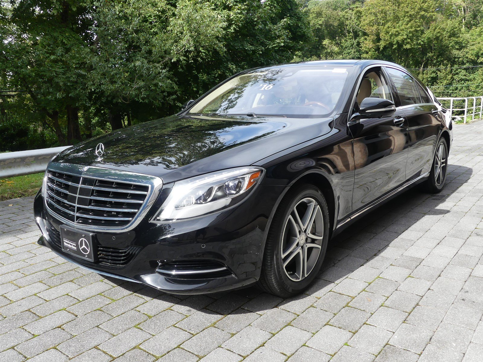 Certified Pre Owned 2016 Mercedes Benz S Class S 550 4dr Car in