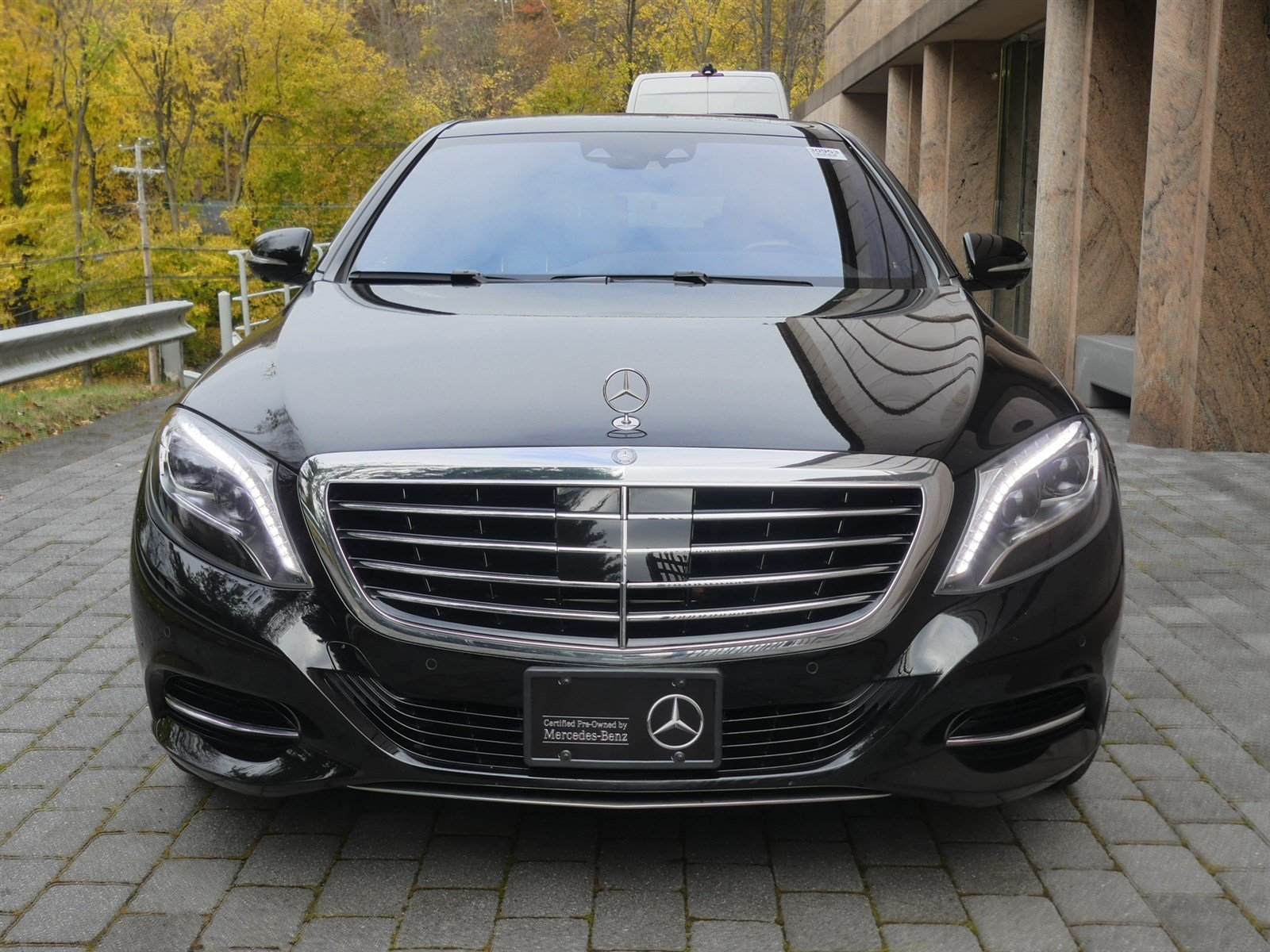Certified Pre Owned 2015 Mercedes Benz S Class S 550 4dr Car in
