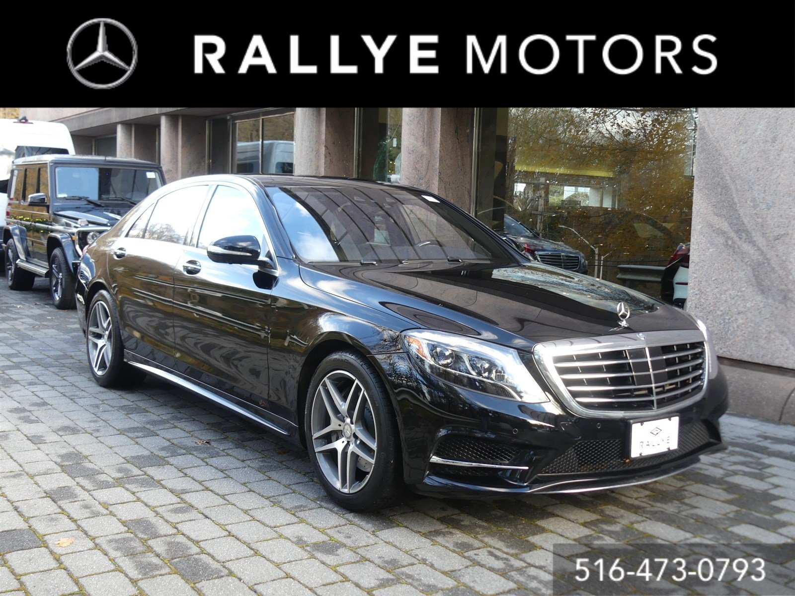 Certified Pre Owned 2015 Mercedes Benz S Class S 550 Sport 4dr Car