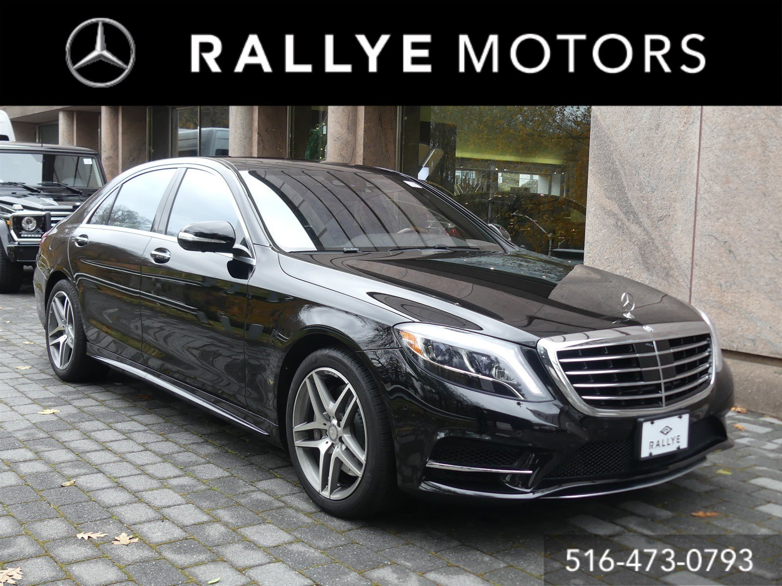 Certified Pre Owned 2016 Mercedes Benz S Class S 550 Sport 4dr Car