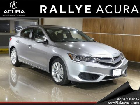 Certified Pre-Owned 2017 Acura ILX Technology Package