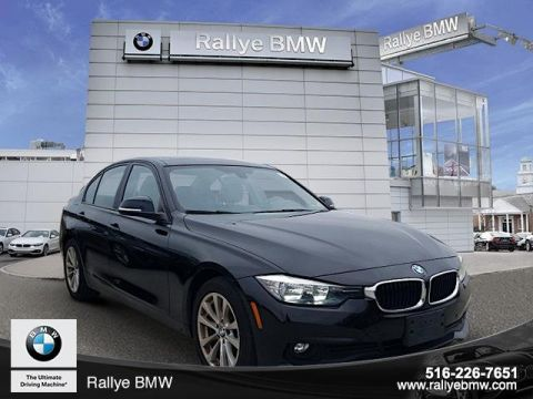 Pre-Owned 2016 BMW 3 Series 320i xDrive